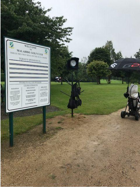 Malahide Golf Club course